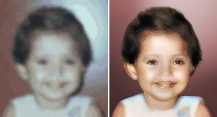 Baby Before After