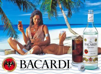 Bacardi Poster