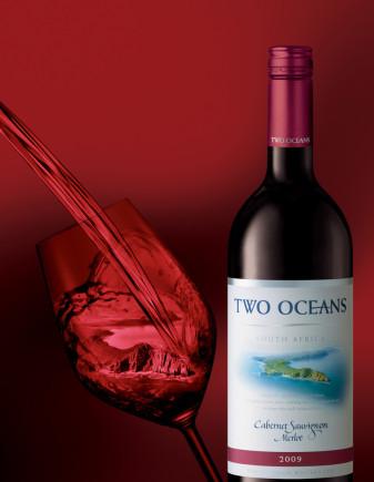 Two Oceans Cab Merlot