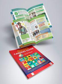 Careers Guide Magazine Design