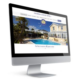 Riviera Lodge Hotel Website