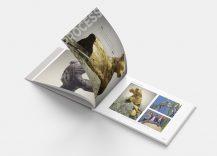 Rugare Arts Book1 Spread