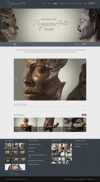 Rugare Arts Website Gallery scaled