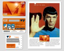 Actaris V1 Electricity Card Designs