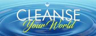 Cleanse Your World Logo