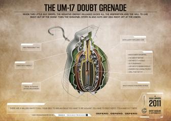Eagle Awards Grenade
