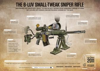 Eagle Awards Gun