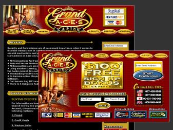 Grand Aces Web
