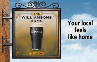 Guinness PubSign