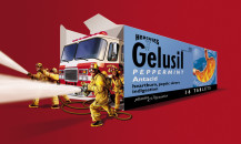 Gelusil Firefighter